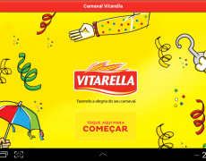 Vitarella – Aplicativo para tablets Android